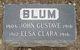 Elsie Blum