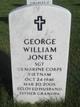George William Jones