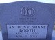 Anthony Shane Booth