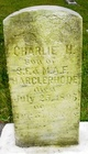 "Charles Henry ""Charlie"" Harclerode"