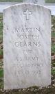 Martin Joseph Gearns