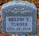 Melvin Earl Turner