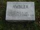 George Robert Ambler, Jr