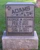 Profile photo:  George M. Adams