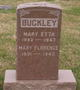 """Mary Etta """"Mollie"""" <I>Maylen</I> Buckley"""