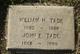 William Henry Tade