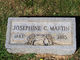 Josephine Martin