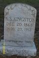 Albert Sidney Kingston