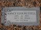 Nancy Elva <I>Hoots</I> Russell