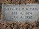 Marshall Parker Russell