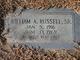 William Augustus Russell, Sr
