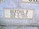 Bertha Pauline <I>Exe</I> Shearer