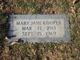 Mary Jane Cooper
