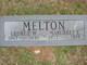 Margaret Ella <I>Raines</I> Melton