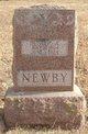 Hester Ann <I>Miller</I> Newby