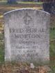 Fred Plural Morton