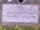 "Marie Maie ""Betty"" <I>Harshfield</I> Flack"