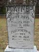 Elizabeth R. <I>Burch</I> Payne