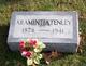 Profile photo:  Aramintia <I>Hoover</I> Tenley