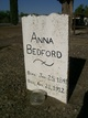 Anna Bedford