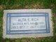 Alta E. <I>McMahan</I> Rich