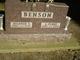 "Profile photo:  A.  Elmer ""Pop"" Benson"