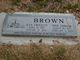 Sgt John Edward Brown