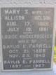 Mary Sledge <I>Green</I> Nelson