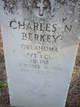 Charles Newton Berkey