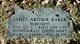 James Arthur Baker