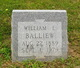 William Luther Balliew, Jr