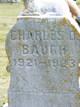 Profile photo:  Charles Denvers Baugh