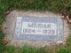 Profile photo:  Marian <I>Hoffmann</I> Acquard