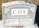 Charles U Cox