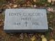 Profile photo: Rev Edwin Cheney Alcorn