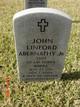 John Linford Abernathy, Jr