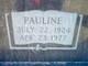 Ruth Pauline <I>Caywood</I> Berkey