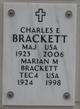 Charles E Brackett