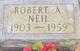Robert A. Neil