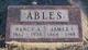 James Isham Ables