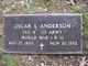 Oscar Lee Anderson