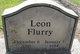 Leon Flurry