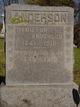 Mary Amelia <I>Quackenbush</I> Anderson,