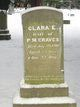 Profile photo:  Clara E Graves