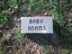 "Annie Mae ""Baby"" Adams"
