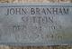 John Brahnam Sutton