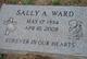 Sally A. Ward