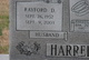 Rayford D. Harrelson