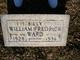 "Profile photo:  William Fredrick ""Billy"" Ward"