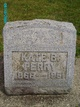 "Katherine ""Kate"" <I>Bishop</I> Perry"